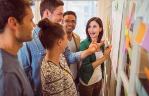 proteam concept-codéveloppement-participatif-collaboratif en groupes d'Analyse de Pratique Managériale inter-entreprises de 6 à 10 personnes
