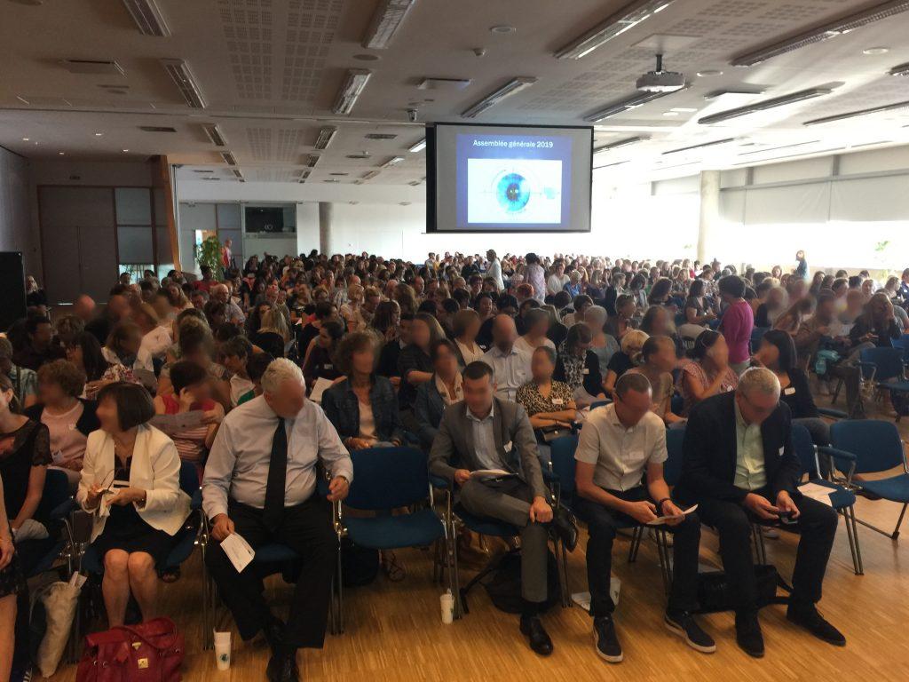 Convention, assemblée générale animée par PROTEAM CONCEPT